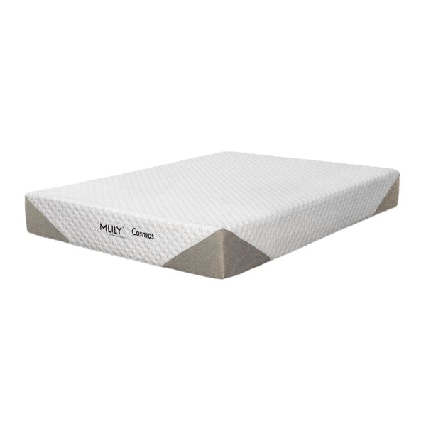 MLILY Medium King Single Cosmos Memory Foam Mattress - Aus-Furniture