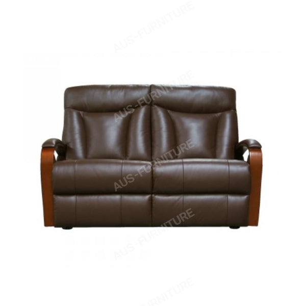 a brown leather leather chair with a brown purse on it