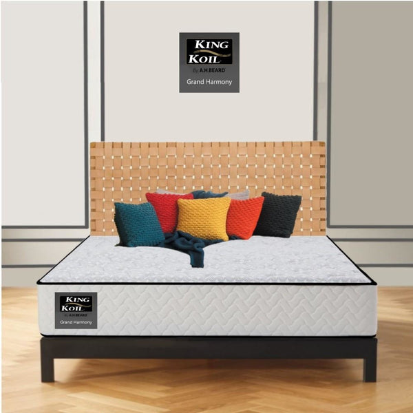 AH Beard Firm King Grand Harmony King Koil Mattress - Aus-Furniture