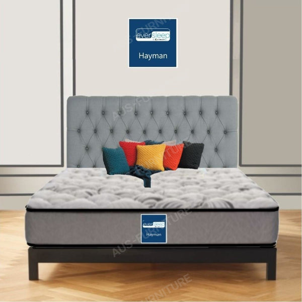 AH Beard Firm King Hayman Eversleep Mattress - Aus-Furniture