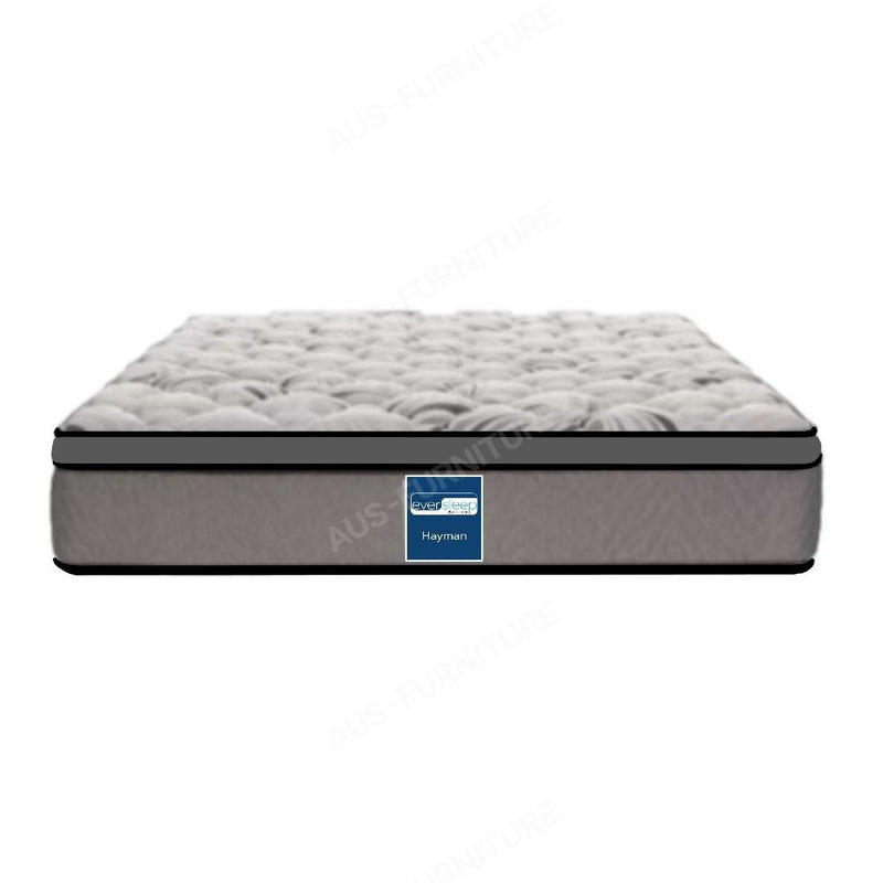 AH Beard Plush King Hayman Eversleep Mattress - Aus-Furniture