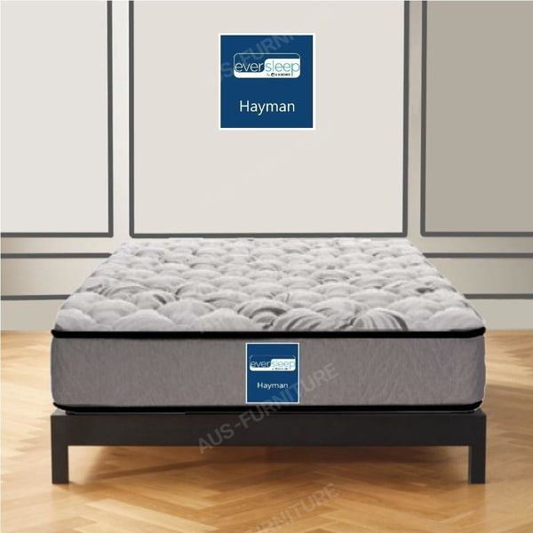 AH Beard Firm King Single Hayman Eversleep Mattress - Aus-Furniture