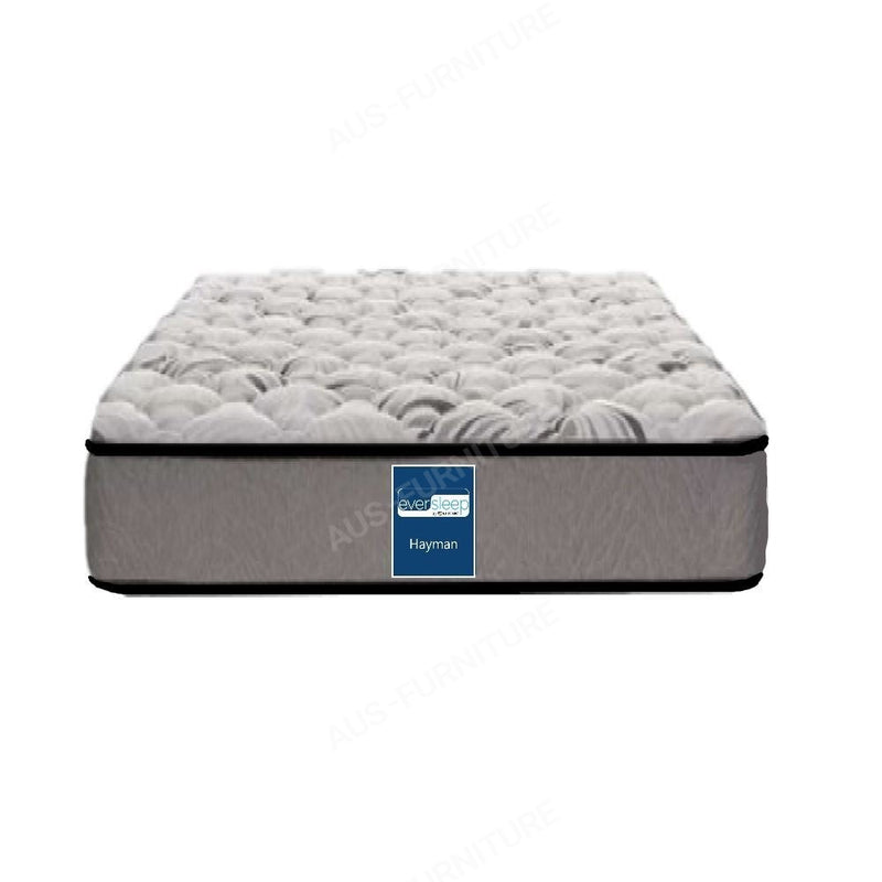 AH Beard Firm Single Hayman Eversleep Mattress - Aus-Furniture