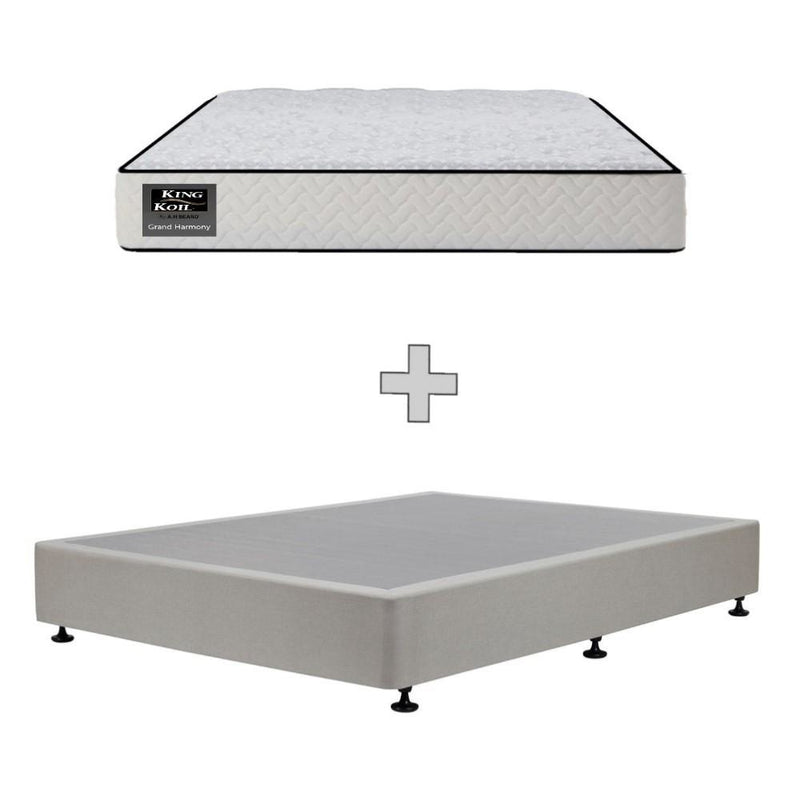 AH Beard Firm Queen Grand Harmony King Koil Mattress - Aus-Furniture