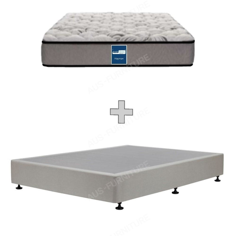 AH Beard Firm Double Hayman Eversleep Mattress - Aus-Furniture