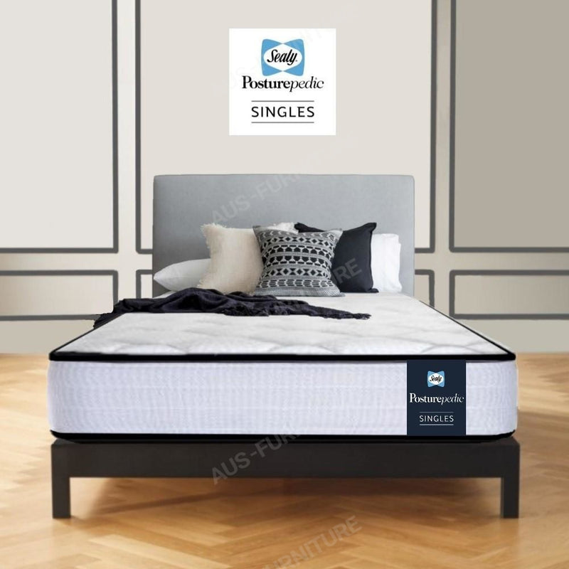 Sealy Firm Long Single PosturePedic Singles Mattress