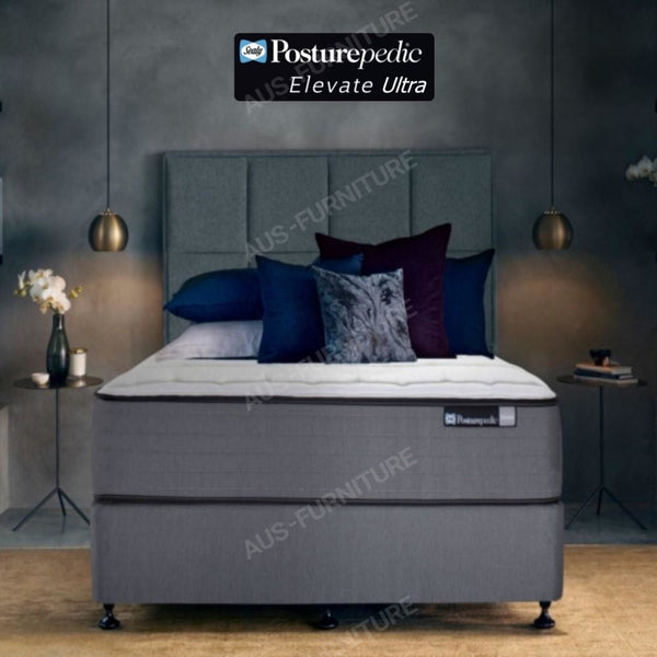 Sealy Firm King Single Elevate Ultra Posturepedic Mattress - Aus-Furniture