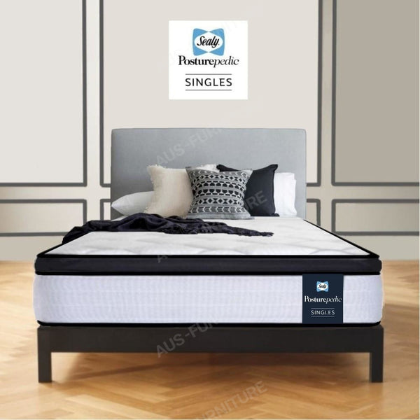 Sealy Medium Long Single PosturePedic Singles Mattress