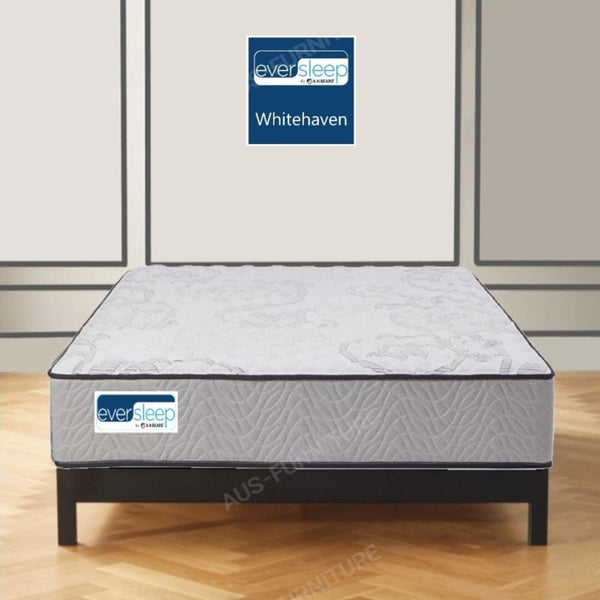 AH Beard Firm Long Single Whitehaven Eversleep Mattress - Aus-Furniture