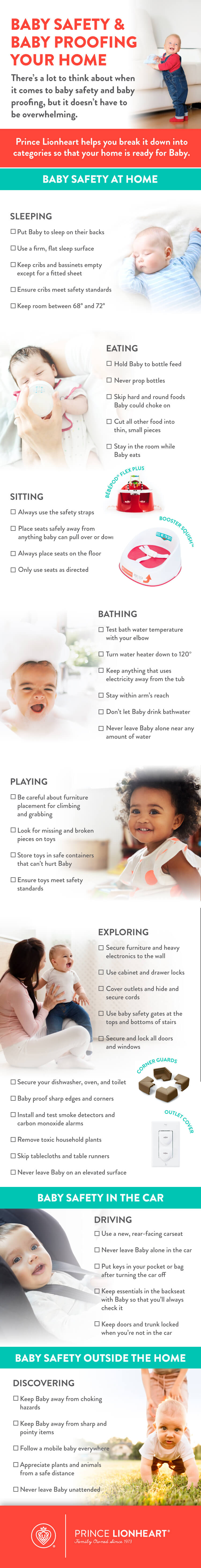 Baby Safety and Baby Proofing Your Home