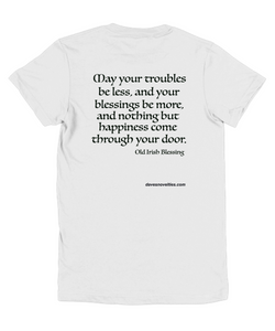 Old Irish Blessing Youth Tee.