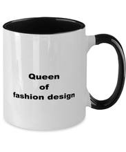 Load image into Gallery viewer, Fashion design two-tone coffee mug novelty cup for women and men