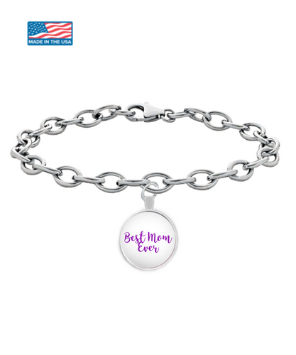 Best Mom Ever Bracelet, a gift for any occasion.