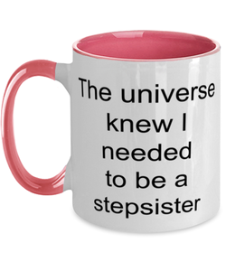 Stepsister color changing coffee mug 11oz women men