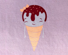 Load image into Gallery viewer, 'Ice Cream Head' Tee shirt - child