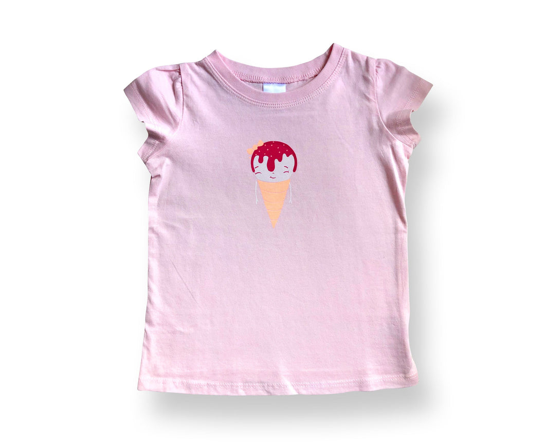 'Ice Cream Head' Tee shirt - child