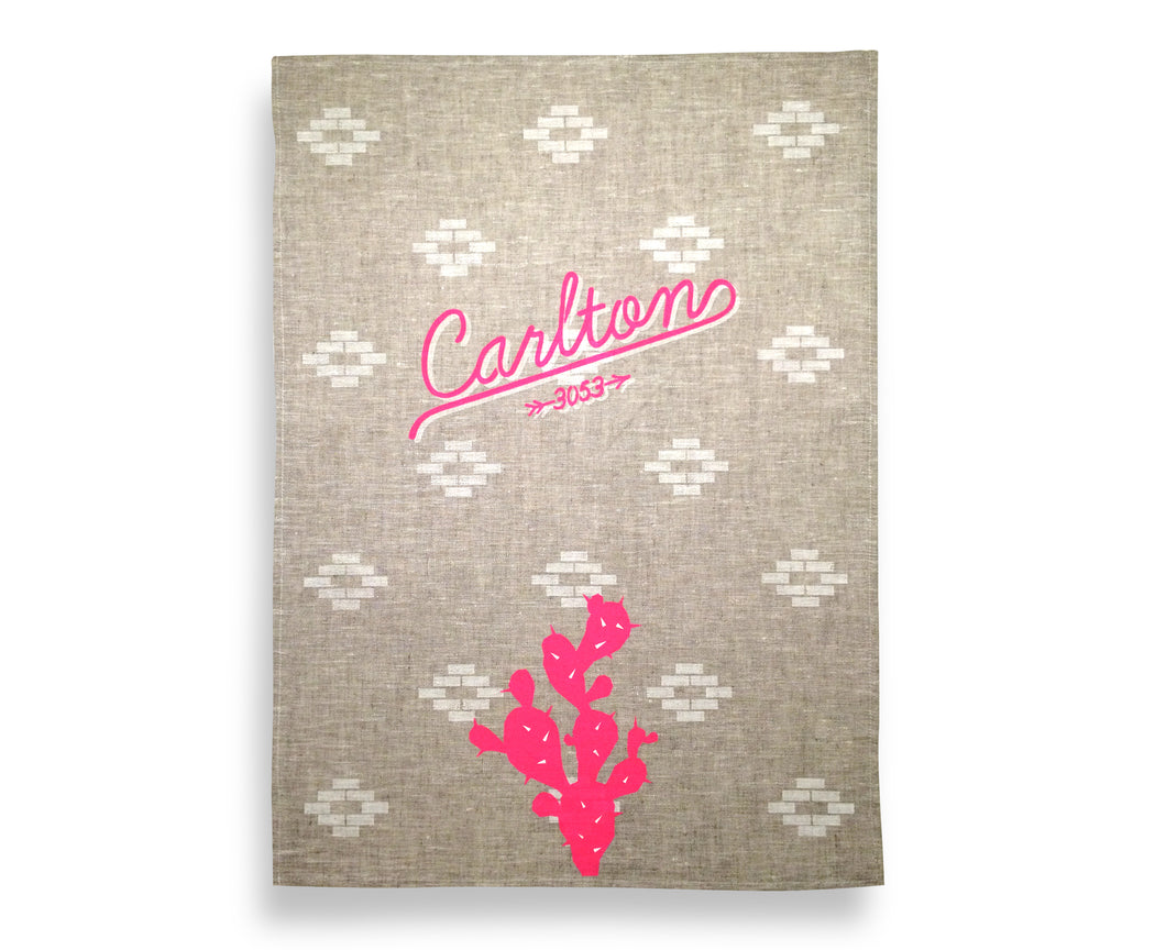 Carlton Tea Towel