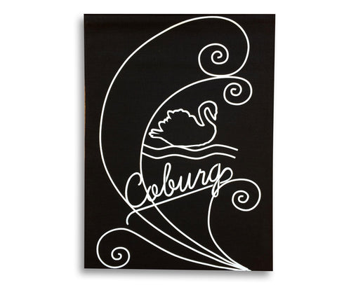 Coburg Tea Towel