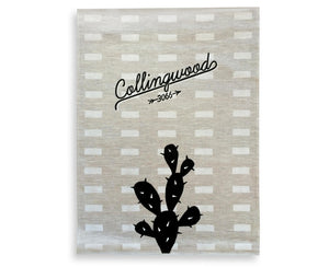 Collingwood Tea Towel