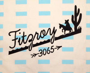 Fitzroy Tea Towel