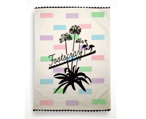 Footscray Tea Towel