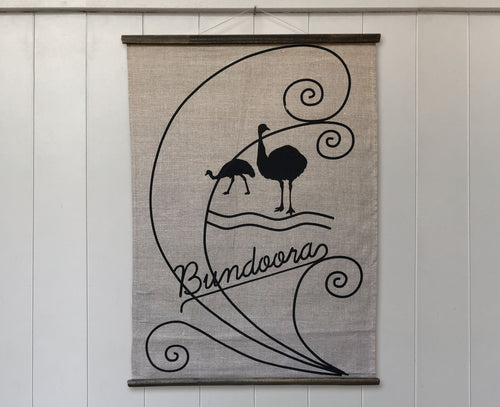 Bundoora Wall-hanging