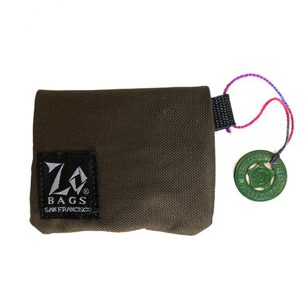 ZO BAGS × S.F.P. COIN PURSE / BROWN