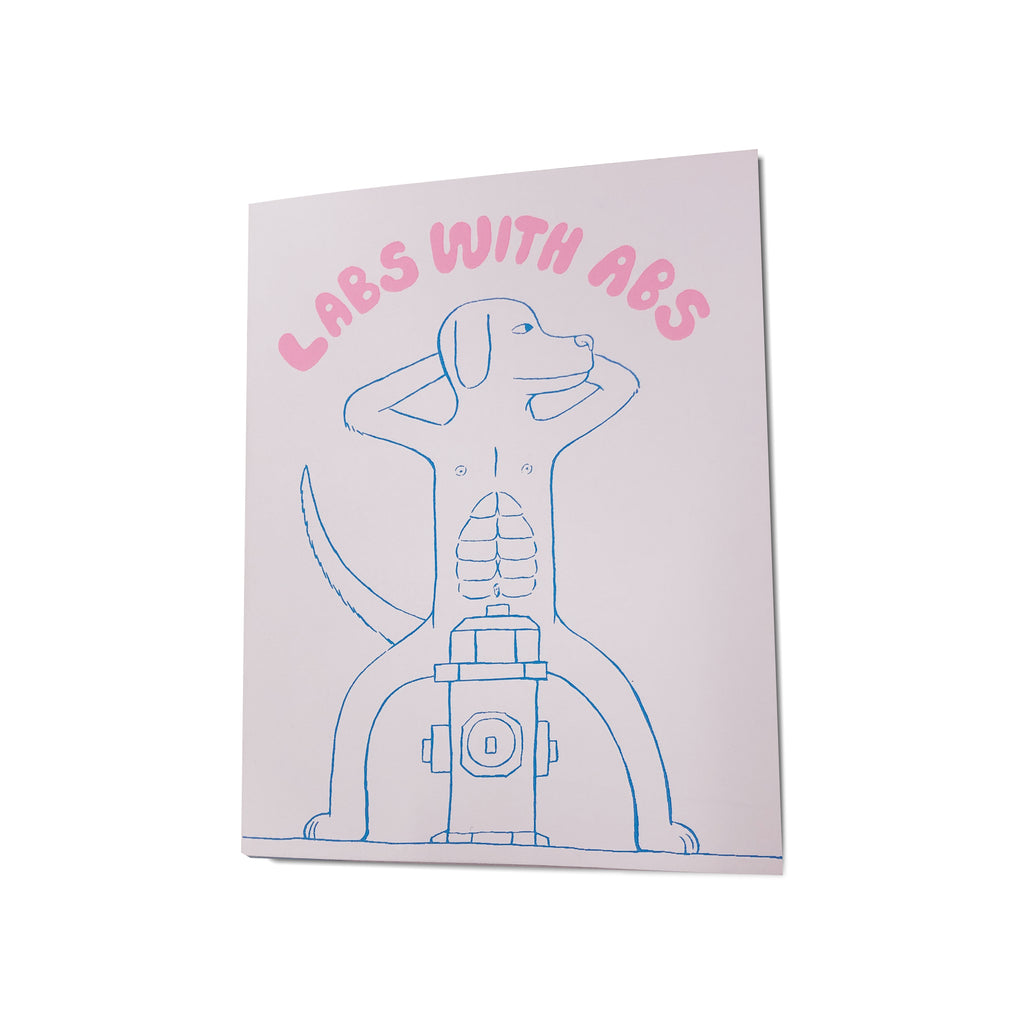 LABS WITH ABS BY ANDREW JEFFREY WRIGHT