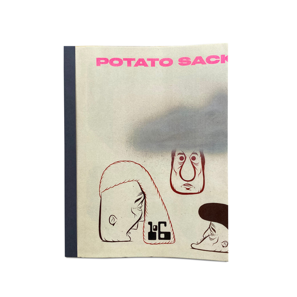 POTATO SACK BODY BY BARRY McGEE