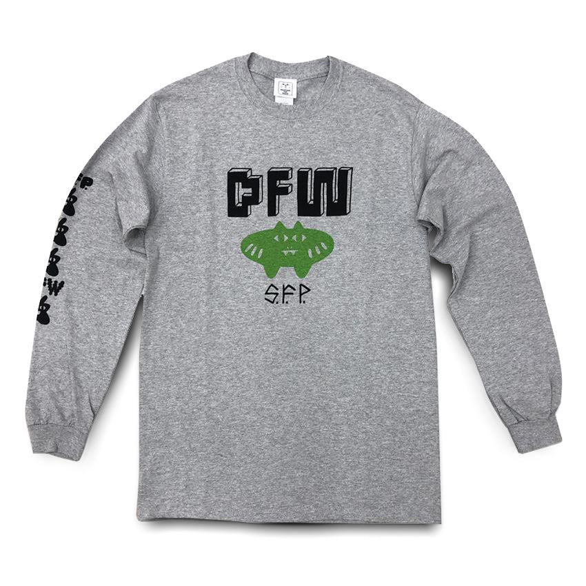 DFW × S.F.P. LONG SLEEVE SHIRT