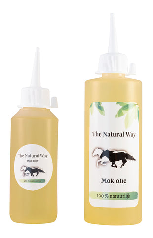 Mok olie - The Natural Way