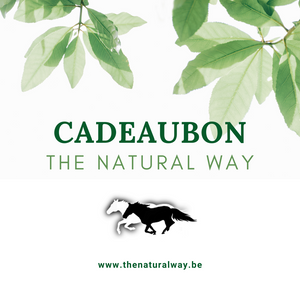 The Natural Way cadeaubon