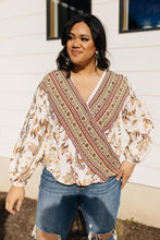 Load image into Gallery viewer, Boho Chic Blouse
