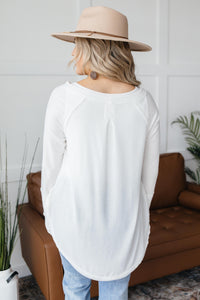 Just Like That Basic Top
