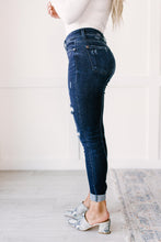 Load image into Gallery viewer, My Style Dark Wash Jeans