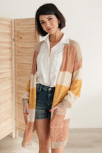 Load image into Gallery viewer, Sheer and Classic Cardigan in Mauve