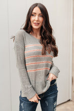 Load image into Gallery viewer, Eliza Striped Sweater