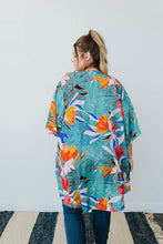 Load image into Gallery viewer, Bird of Paradise Kimono