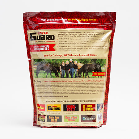 Mega Dose 10lb Back Supplement by Horse Guard