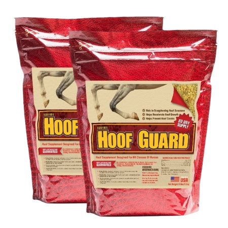 Equine Hoof Guard 20lb Front Supplement by Horse Guard