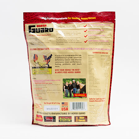 Horse Guard 10lb Back Supplement by Horse Guard