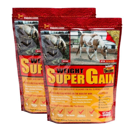 Super Weight Gain 20lb Front Supplement by Horse Guard