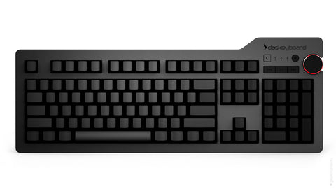 Das Keyboard 4 Ultimate ISO