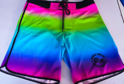 """Mirage"" Board Shorts"