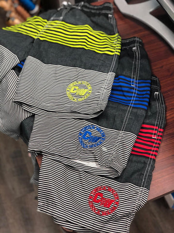 """Stripe"" Board Shorts"