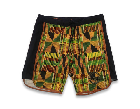 """Kente"" Board Shorts"