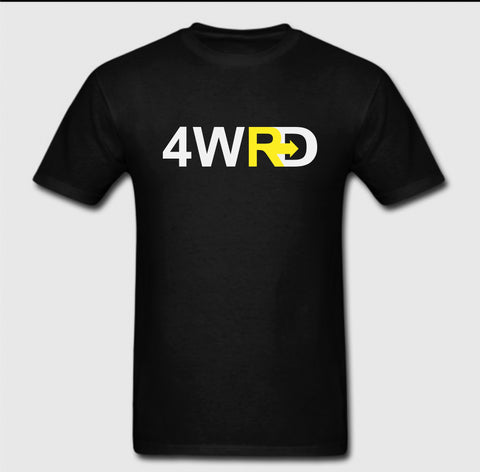 """4WRD"" T-Shirt by Chula Wear"
