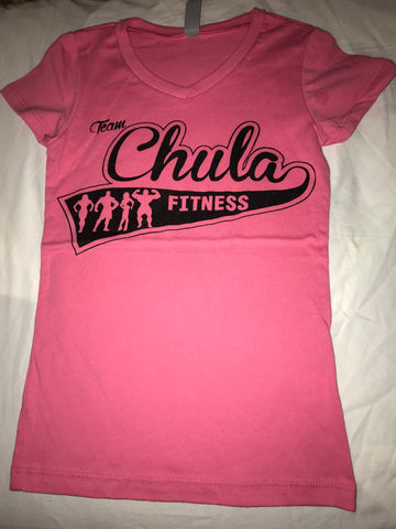 TODDLER TEAM CHULA TSHIRT