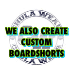 Custom - Chula Wear Board Shorts