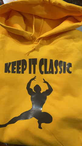 KEEP IT CLASSIC HOODIE